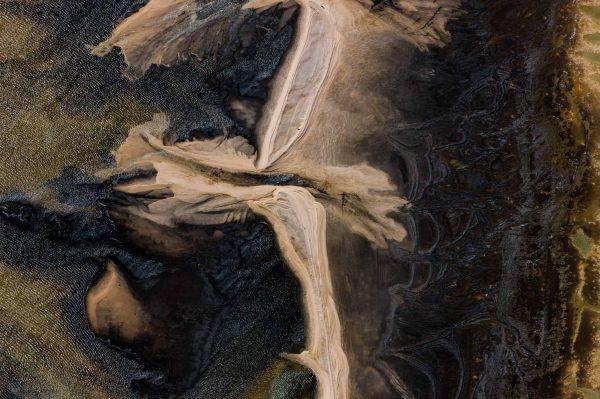 Sandbanks, Australia - Yann Arthus-Bertrand Photography