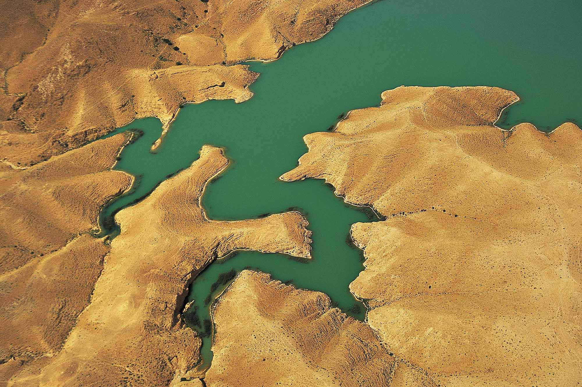 Canyon - Yann Arthus-Bertrand