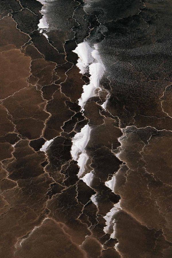Chott Mérouane, Algeria - Yann Arthus-Bertrand Photography