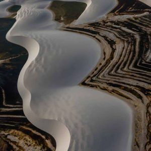 Dune, Bresil - Yann Arthus-Bertrand Photo