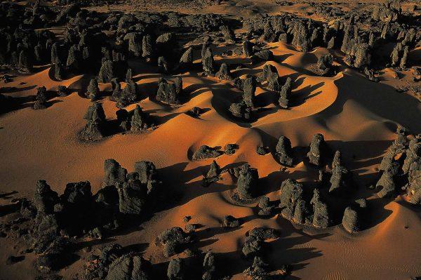 Grand Erg, Algérie - Yann Arthus-Bertrand