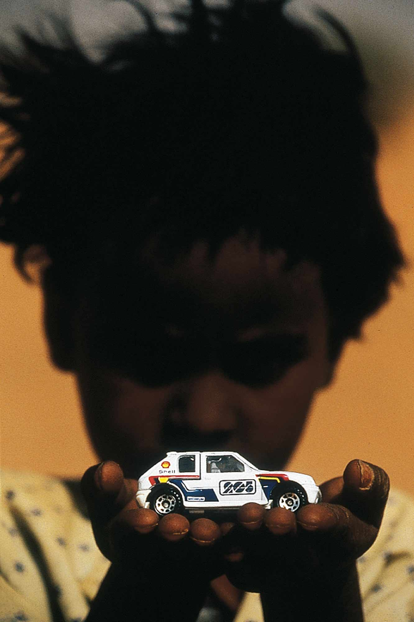 The Dakar - Yann Arthus-Bertrand