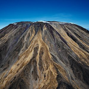 Neiges disparues - Yann Arthus-Bertrand