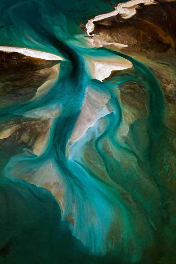 Shark Bay, Australia - Yann Arthus-Bertrand Photography