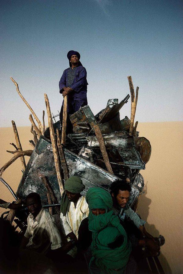 Tuareg, Senegal - Yann Arthus-Bertrand Photography