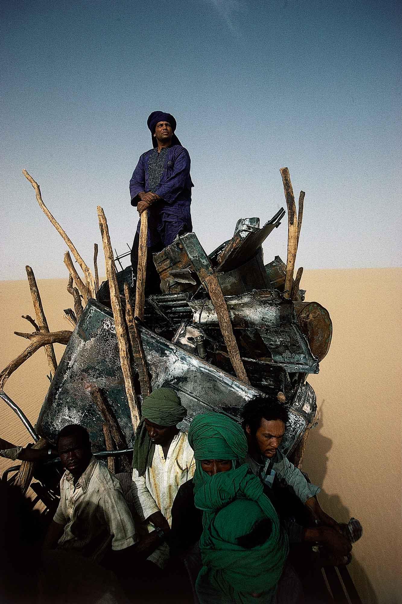 Tuareg - Yann Arthus-Bertrand