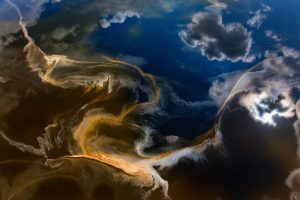 Lake Magadi, Kenya - Yann Arthus-Bertrand Photography