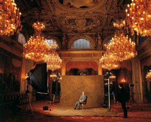 Francois Mitterand, France - Yann Arthus-Bertrand Photo