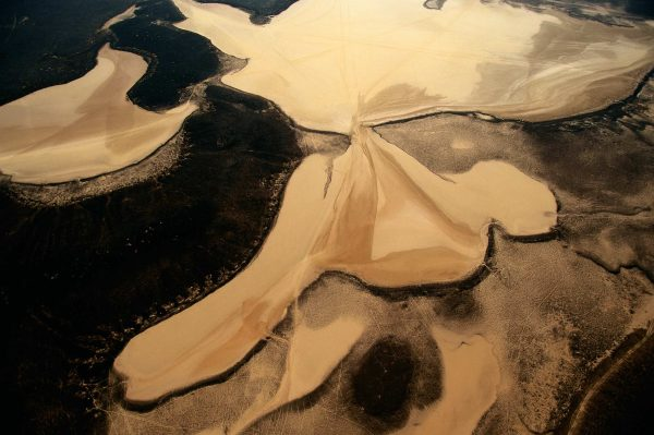Sands, Jordania - Yann Arthus-Bertrand Photography