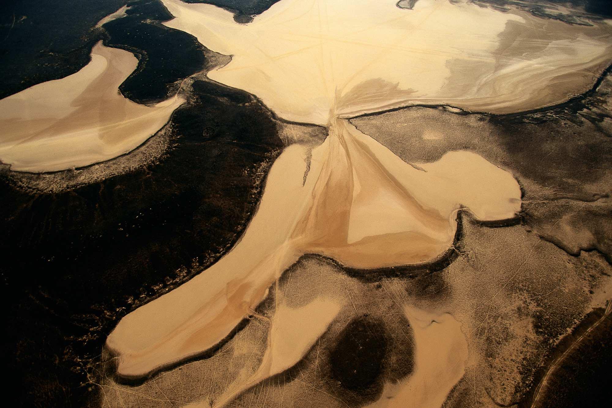 Sands - Yann Arthus-Bertrand