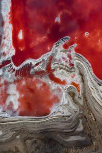 Salines, Egypte - Yann Arthus-Bertrand Photographie