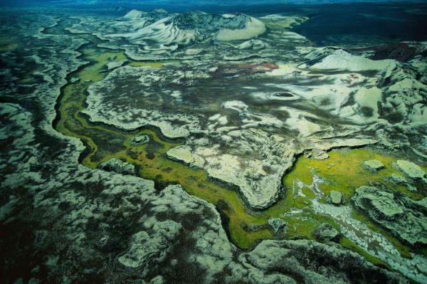 Volcan, Islande - Yann Arthus-bertrand Photographie