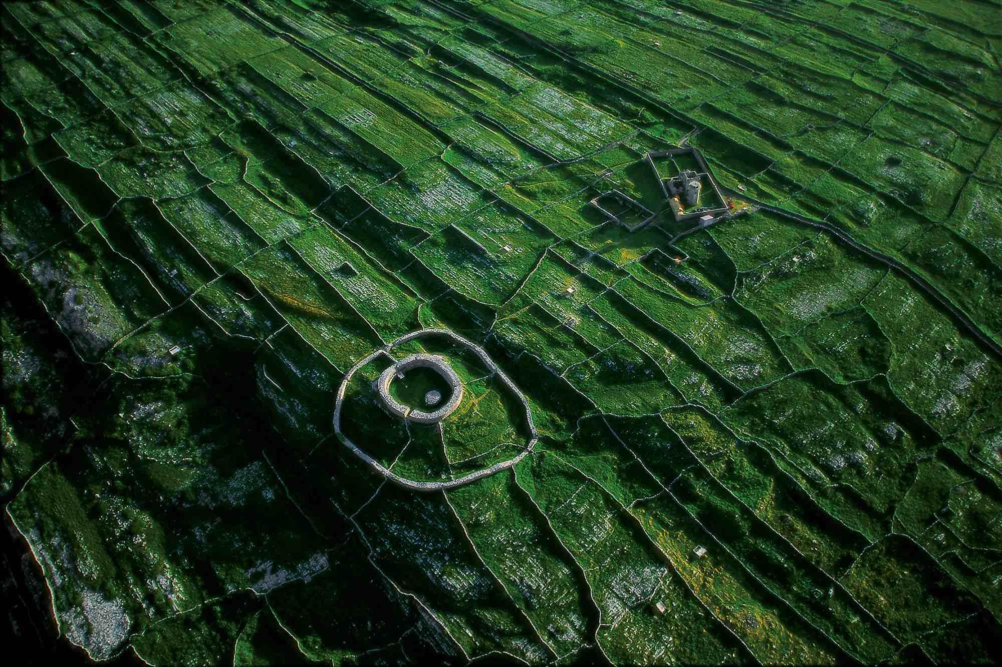 Inishmore - Yann Arthus-Bertrand