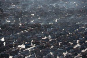 Makoko, Nigéria - Yann Arthus-Bertrand Photographie