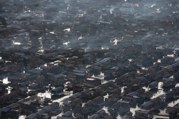 Makoko, Nigeria - Yann Arthus-Bertrand Photography