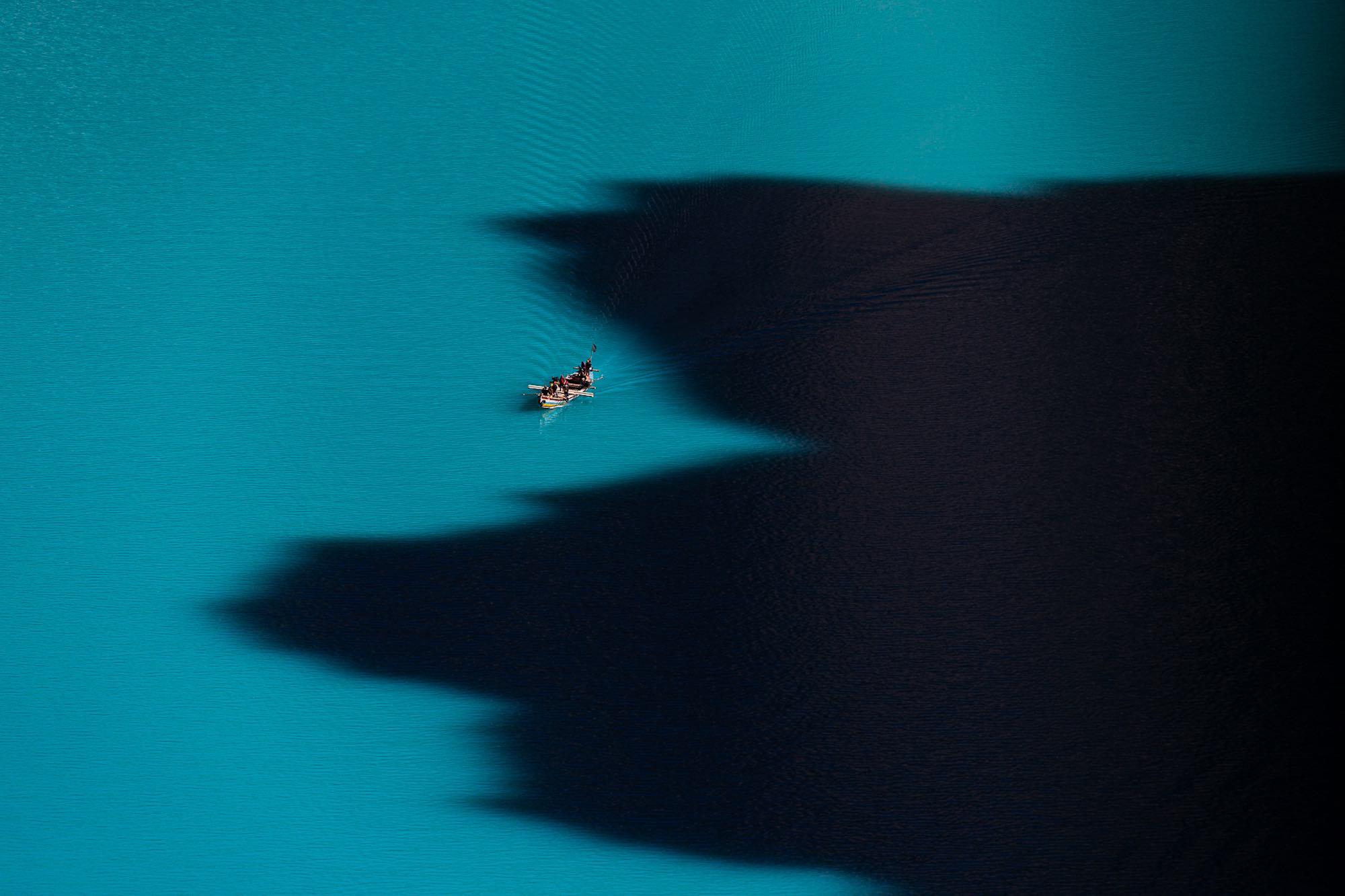 Lac Attabad - Yann Arthus-Bertrand