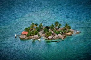 Robeson Islands, Panama - Yann Arthus-Bertrand Photography