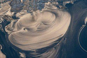 Sables bitumineux, Canada - Yann Arthus-Bertrand Photographie