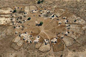 Village, Chad - Yann Arthus-Bertrand Photography
