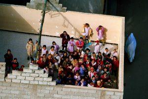 Ghardaïa's children, Algeria - Yann Arthus-Bertrand Photo