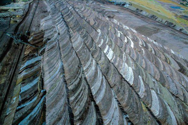 Mine, Germany - Yann Arthus-Bertrand Photo