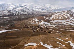 Mountains, Afghanistan - Yann Arthus-Bertrand Photo