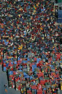 Bottles, Germany - Yann Arthus-Bertrand Photo