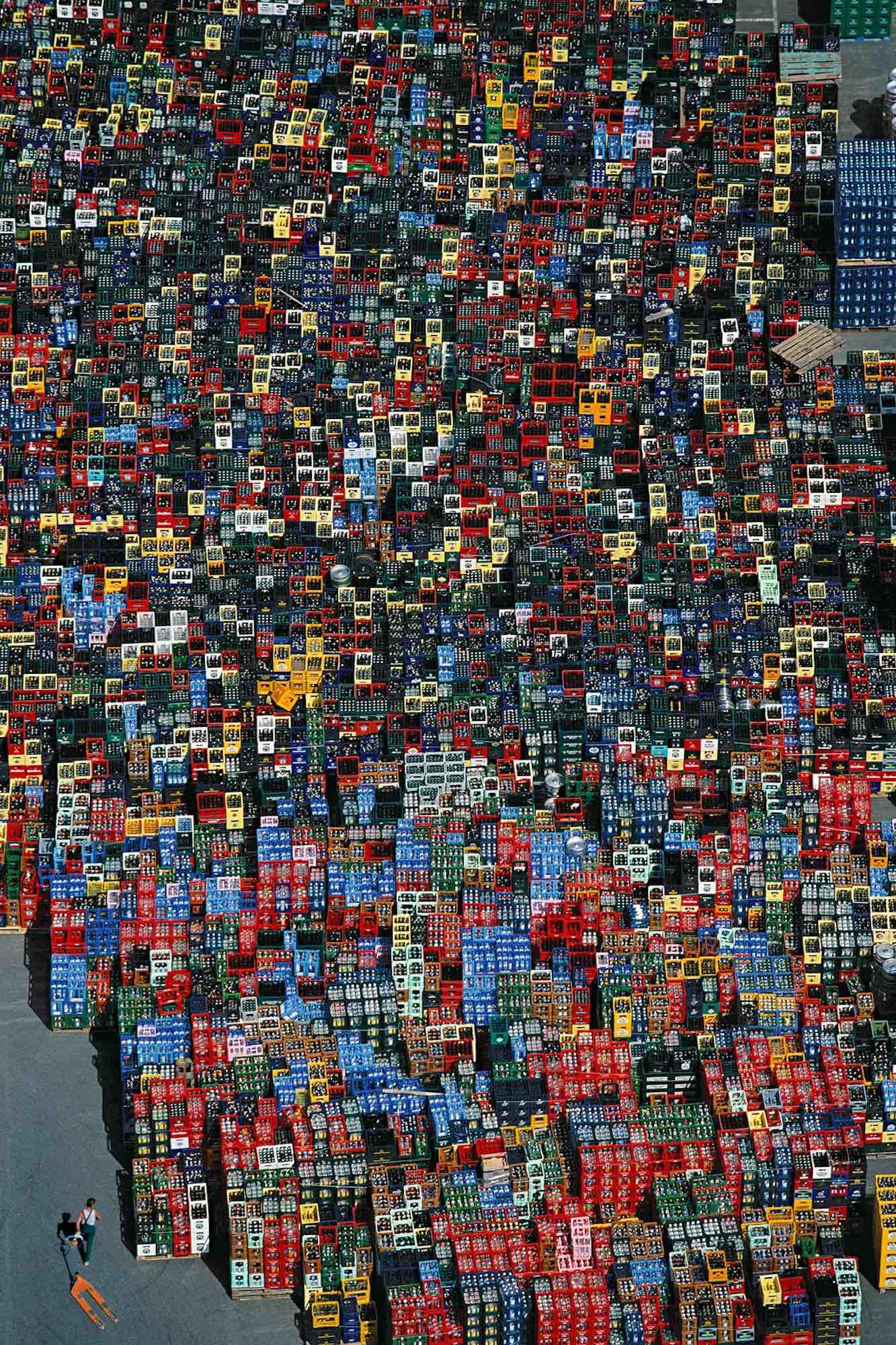 Bottles - Yann Arthus-Bertrand