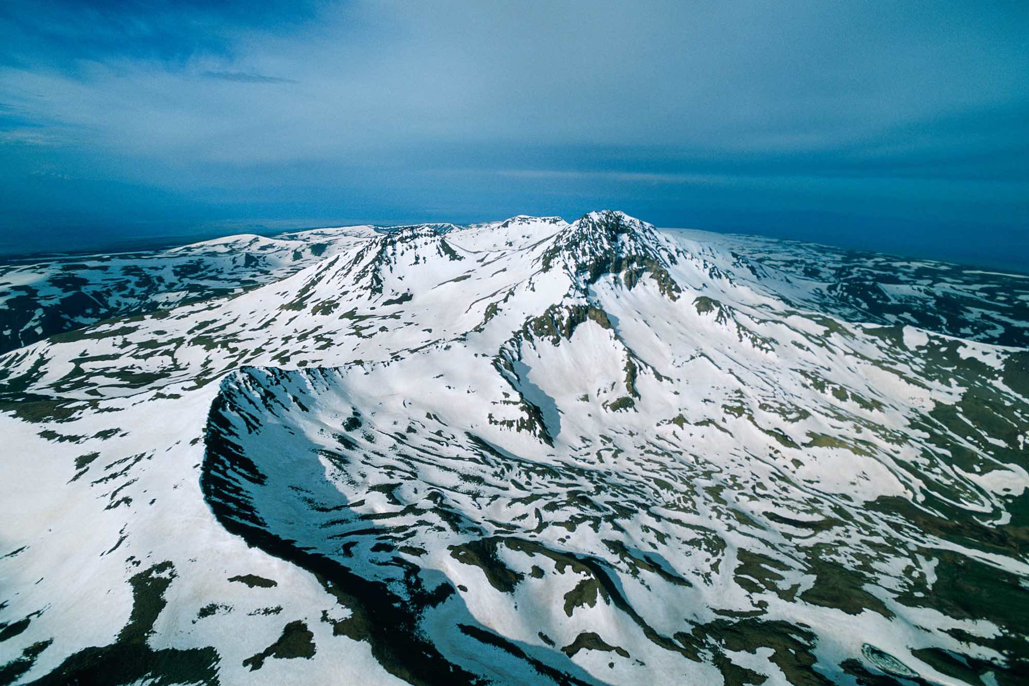 Mont Aragats - Yann Arthus-Bertrand